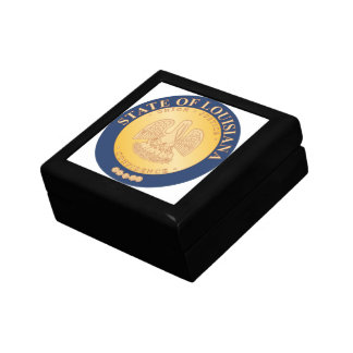 Louisiana State Seal Gift Box