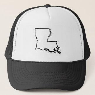 Louisiana State Trucker Hat