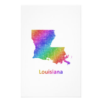 Louisiana Stationery
