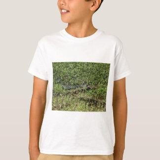 Louisiana Swamp Alligator in Jean Lafitte T-Shirt