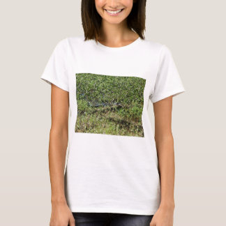 Louisiana Swamp Alligator in Jean Lafitte T-Shirt