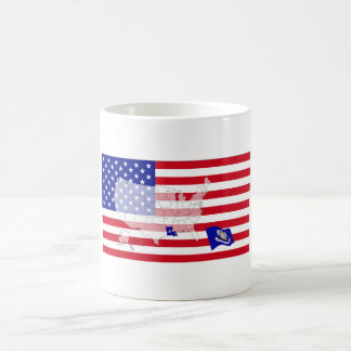Louisiana, USA Coffee Mug
