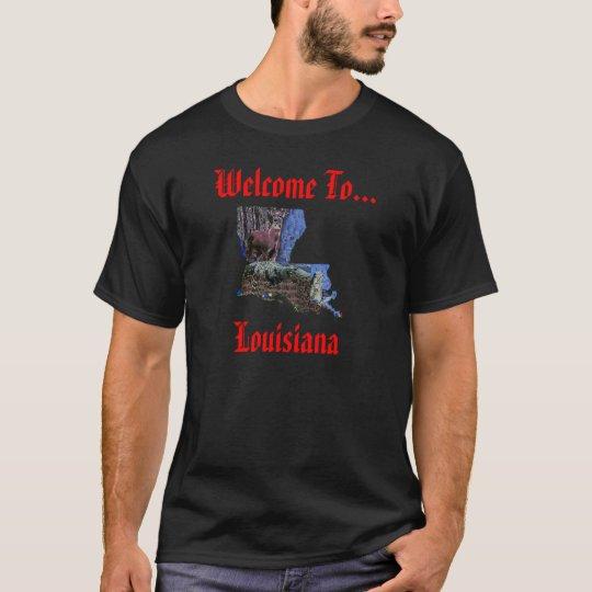 louisiana, Welcome To..., Louisiana T-Shirt