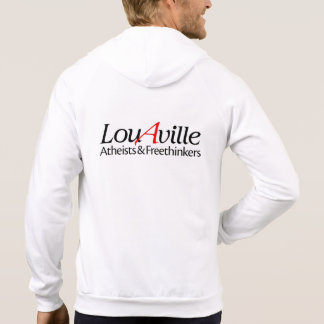 Louisville Atheists and Freethinkers Light Hoodie