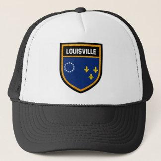 Louisville Flag Trucker Hat