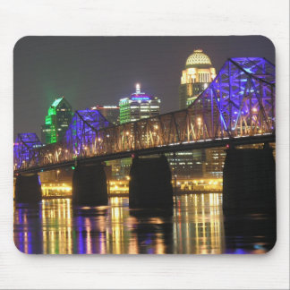 Louisville Kentucky Mouse Pad