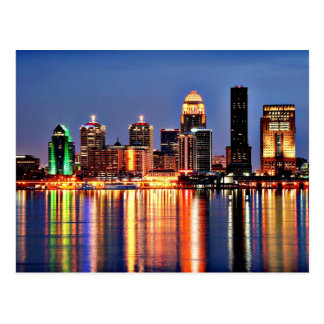 Louisville Kentucky Postcard