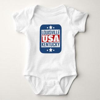 Louisville Kentucky USA Baby Bodysuit