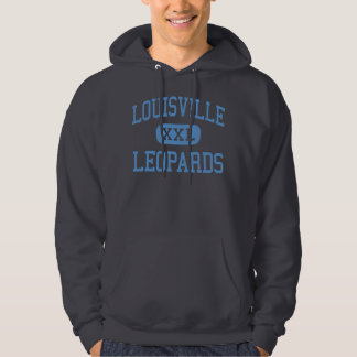 Louisville - Leopards - High - Louisville Ohio Hoodie