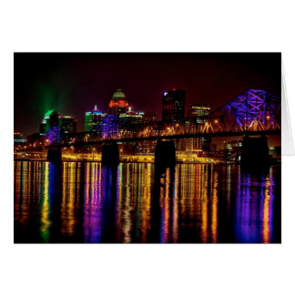 Louisville Skyline Card