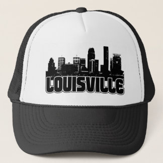Louisville Skyline Trucker Hat