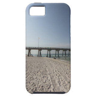 Lounge Chairs at Panama City Beach Pier iPhone 5 Cases