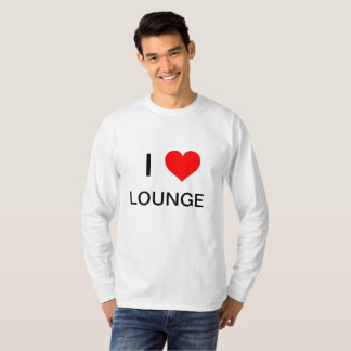 LOUNGE man love lounge, long shirt MAN