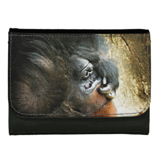 Lounging Gorilla Wallet