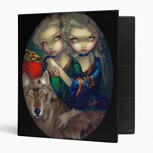 Loup-Garou: Les Jumeaux BINDER wolf vampire gothic