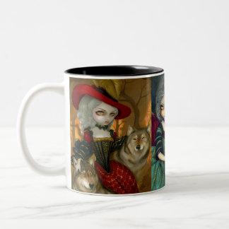 """""""Loup-Garou"""" Mug"""