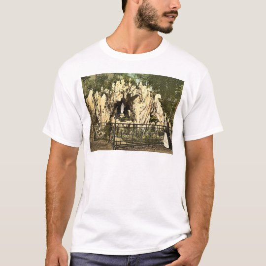 Lourdes Grotto, near the nunnery of Ingenbohl, Lak T-Shirt