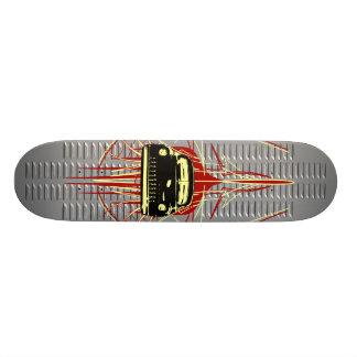 Louvered Lead Sled Skateboards