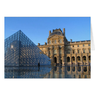 Louvre Card