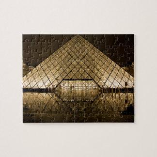 Louvre, Paris/France Jigsaw Puzzle