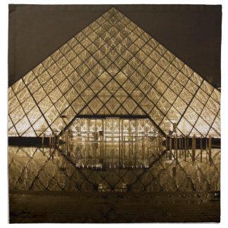 Louvre, Paris/France Napkin