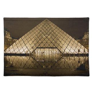 Louvre, Paris/France Placemat