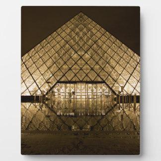 Louvre, Paris/France Plaque