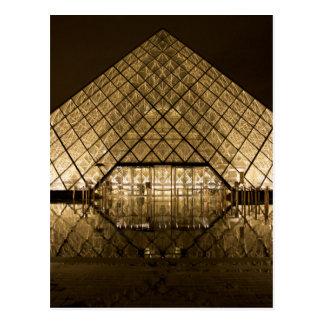 Louvre, Paris/France Postcard