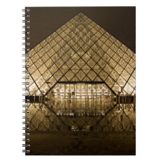 Louvre, Paris/France Spiral Notebook