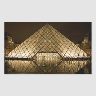 Louvre, Paris/France Sticker