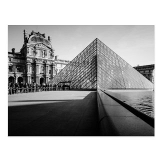 Louvre Pyramid 2 Postcard