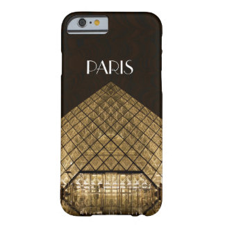 Louvre Pyramid iPhone 6/6S Barely There Case