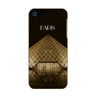 Louvre Pyramid iPhone SE/5/5S Incipio Shine Case
