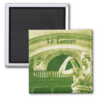 Louvre Statue Magnet