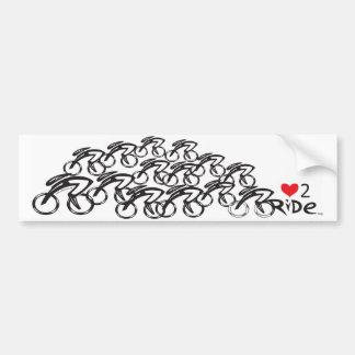 love2 ride bumper stickers