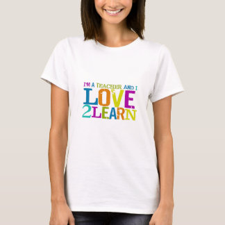 Love2Learn T-Shirt