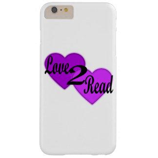 Love2Read Phone Case