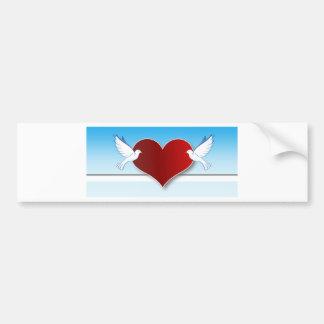 Love-198 Bumper Sticker