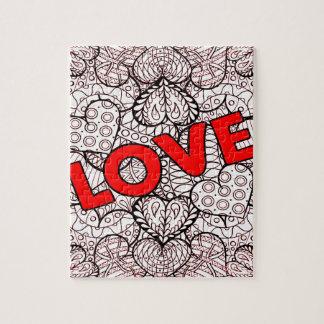 Love 1 jigsaw puzzle