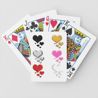 love-2462580 bicycle playing cards
