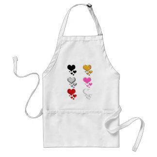 love-2462580 standard apron