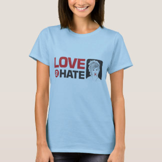 love 2 hate kate T-Shirt