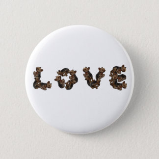 Love 2 Inch Round Button