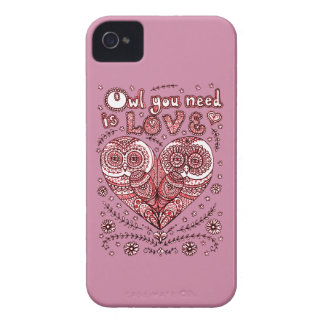 Love 2 iPhone 4 cover