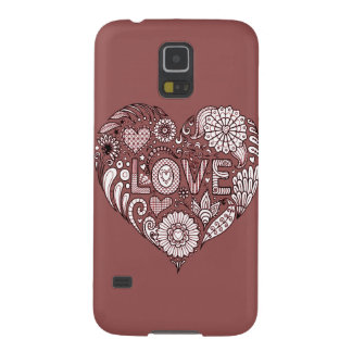 Love 3 cases for galaxy s5