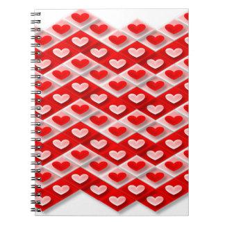 Love #3 notebooks