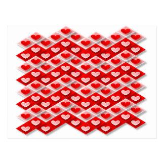 Love #3 postcard