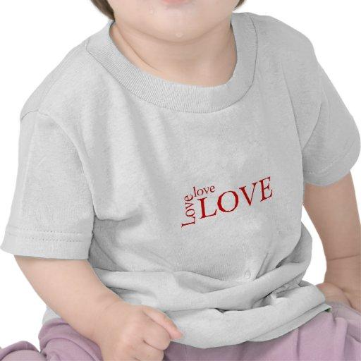 Love 3X Tee Shirts