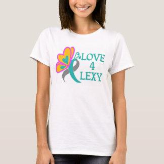 Love 4 Lexy awareness T-shirt