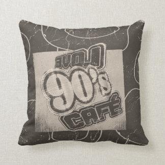 Love 90 s Cafe Vintage - Pillow
